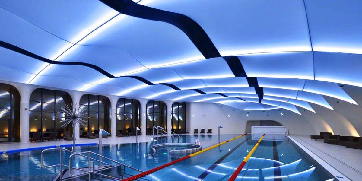Slide-Arłamów basen