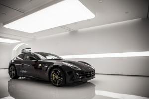 Salon Ferrari w Poznaniu