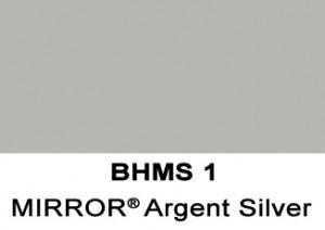 Barrisol Mirror - Argent Silver