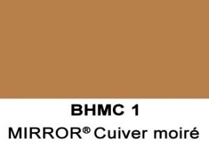 Barrisol Mirror - Curver moire