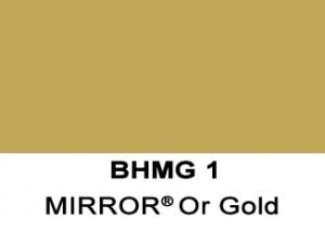 Barrisol Mirror - Or Gold